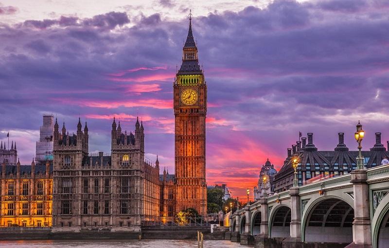 Palácio de Westminster em Londres | Inglaterra