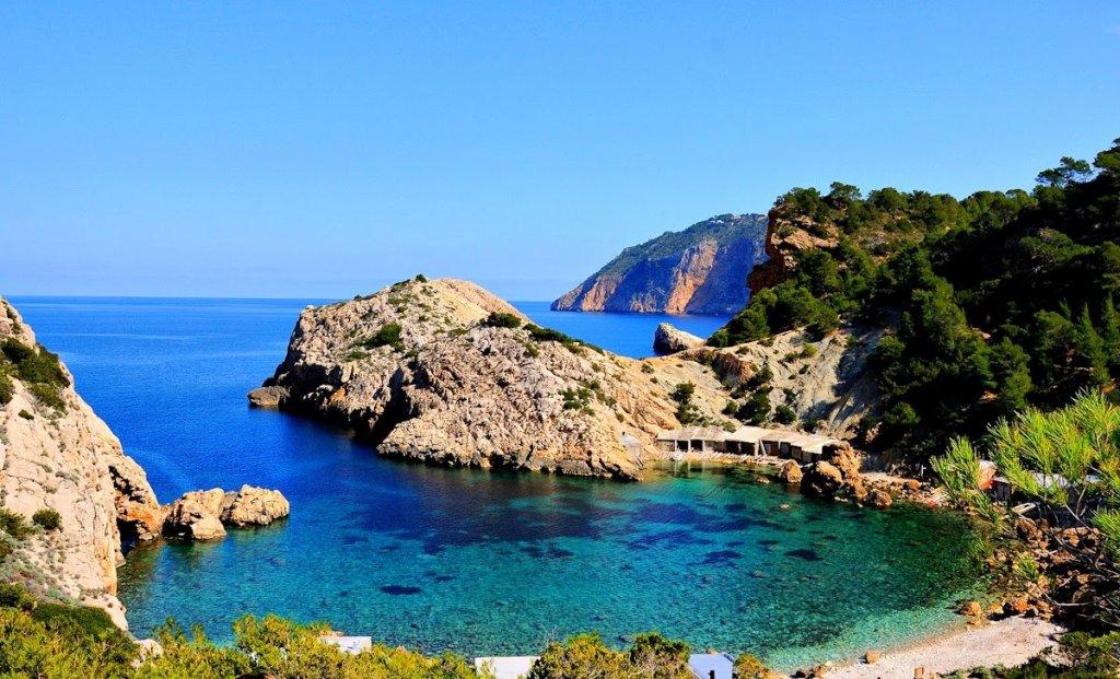 Mar em Ibiza