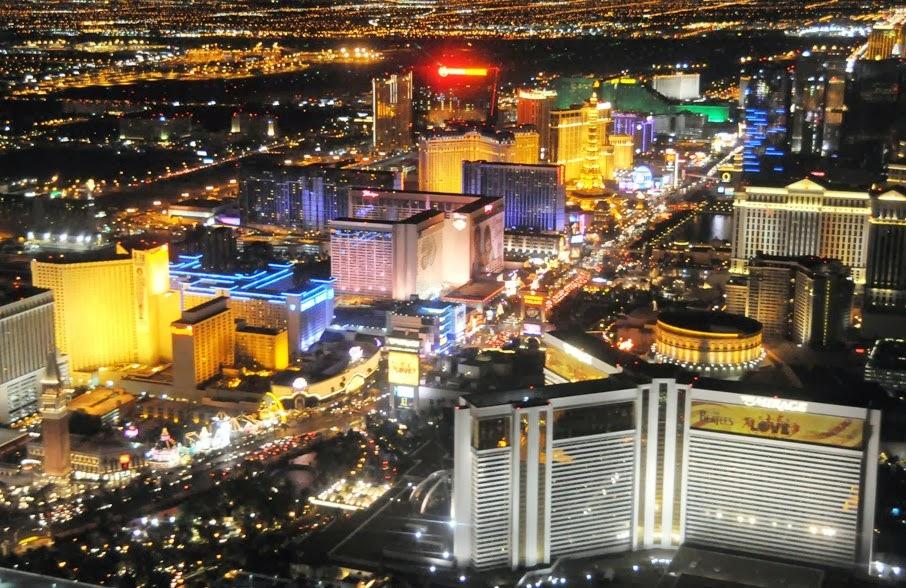 Vista de Las Vegas