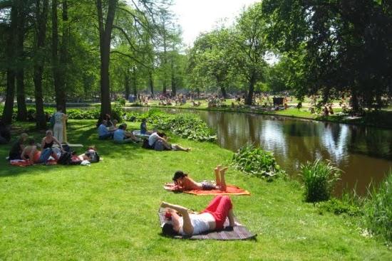 Verão na Holanda