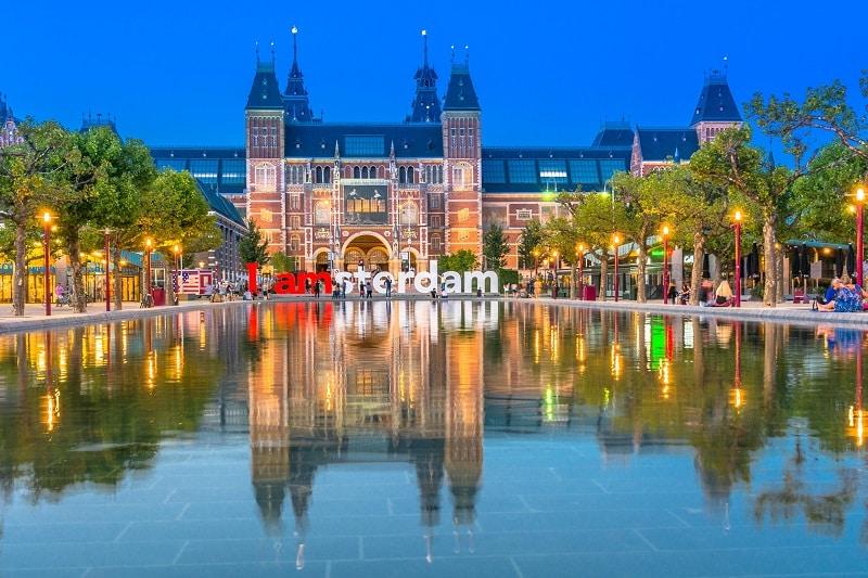 Museu Rijksmuseum em Amsterdam | Holanda