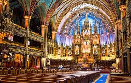 Catedral de Notre Dame em Paris na França