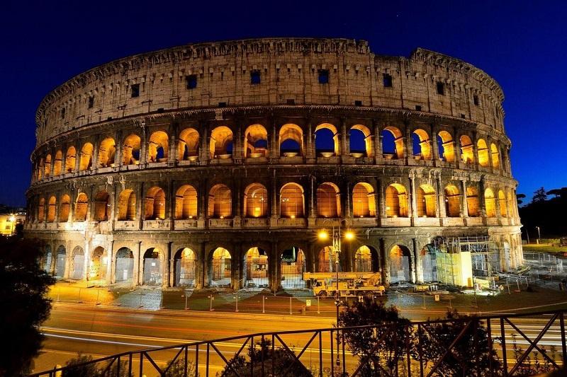 Coliseu de Roma | Itália