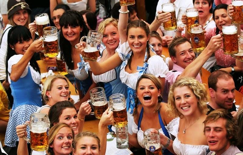 Oktoberfest de Munique