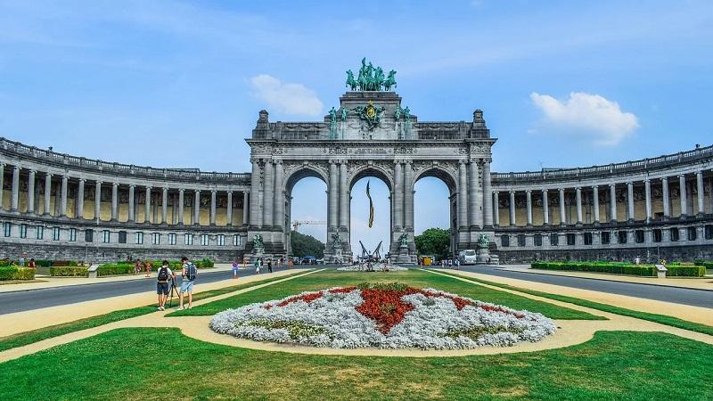 Parque do Cinquentenário em Bruxelas | Bélgica