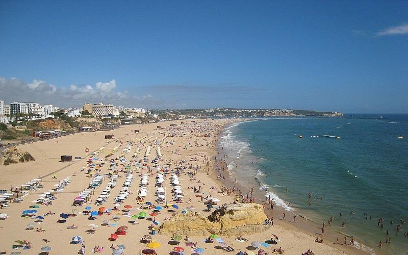 Praia da Rocha em Algarve | Portugal