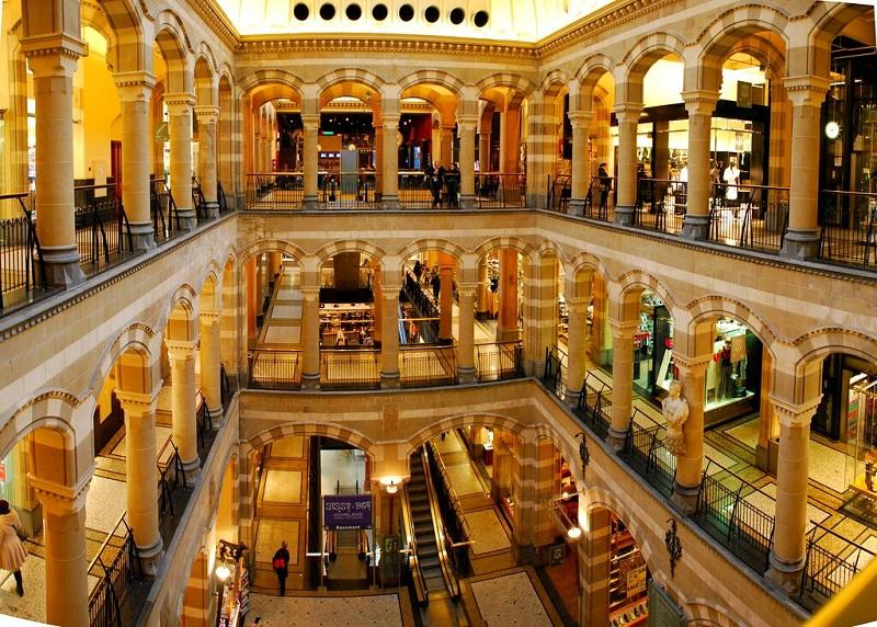 Shoppings e lojas de departamento em Amsterdam | Holanda