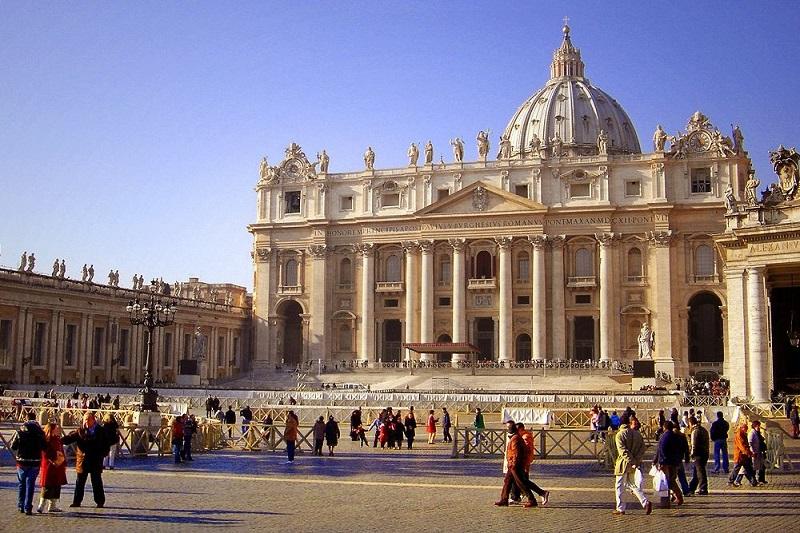 Basílica de São Pedro | Vaticano