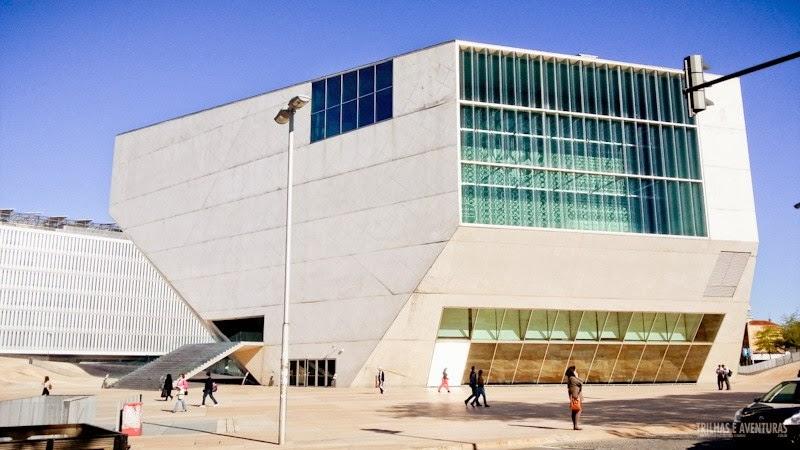 Casa da Música em Porto | Portugal