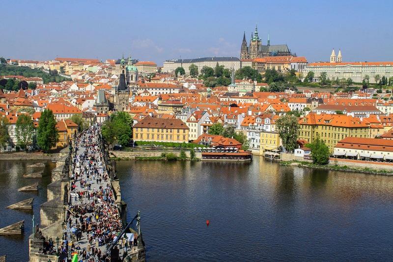 Ponte Carlos em Praga | República Checa