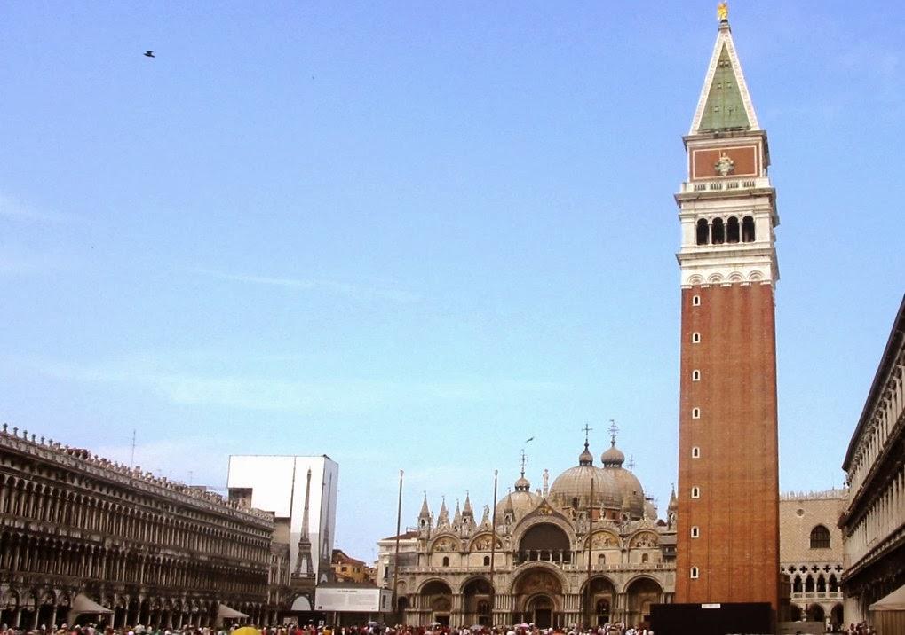 Torre Campanille di San Marco em Veneza