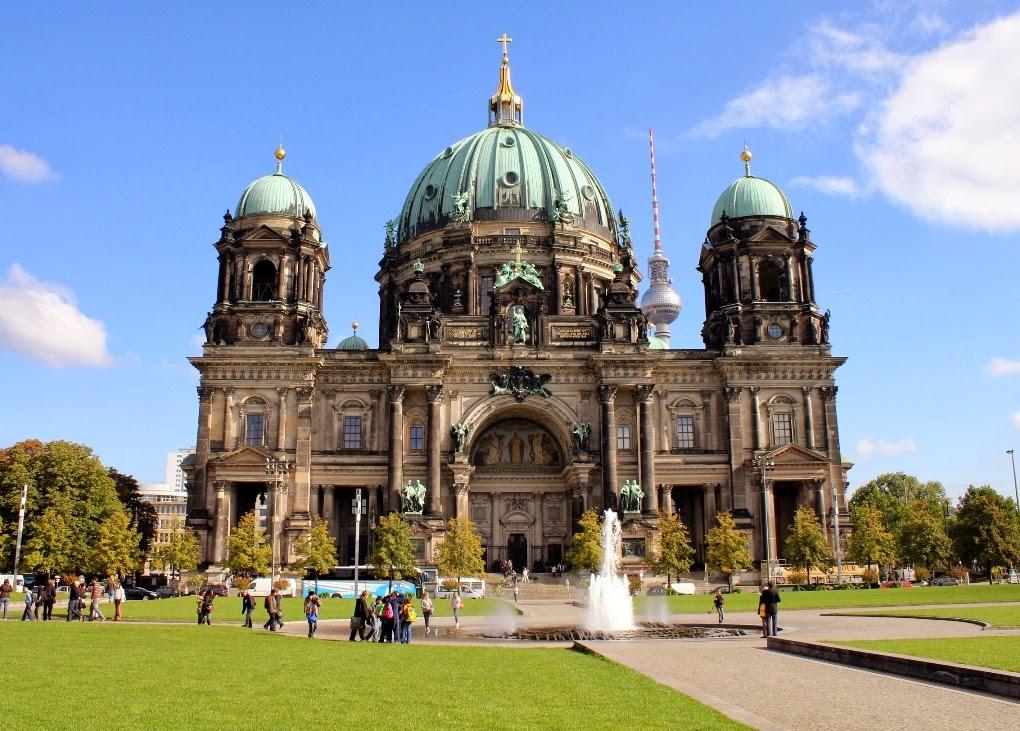 Ilha dos Museus Berlim