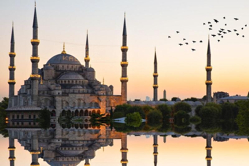 Mesquita Azul em Istambul | Turquia
