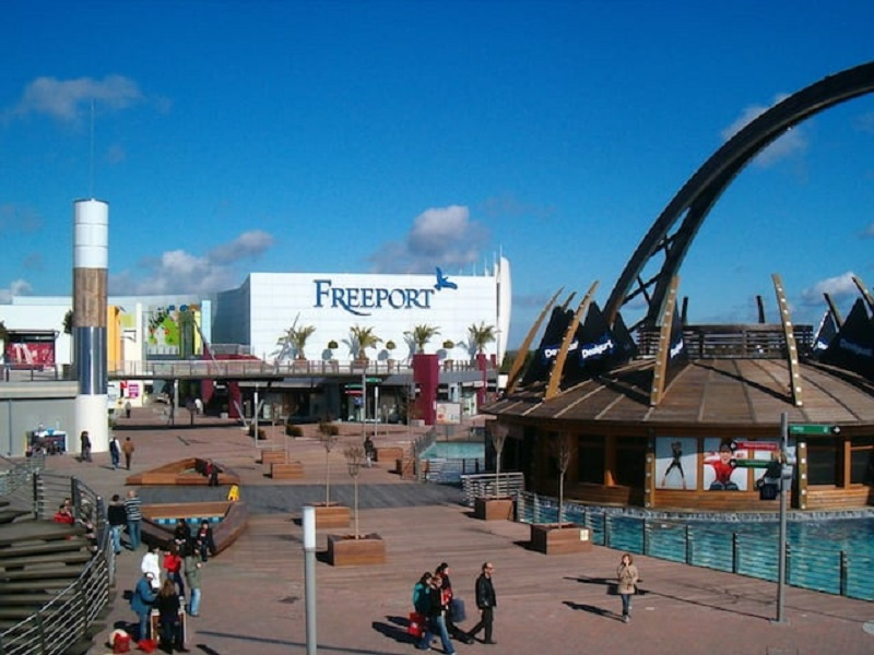 Outlet Multimarcas Freeport em Lisboa | Portugal