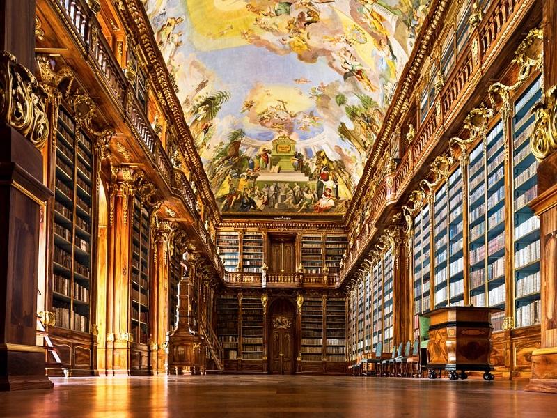 Monastério Strahov em Praga | República Checa