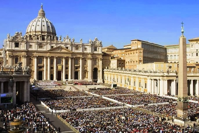 Basílica de São Pedro no Vaticano