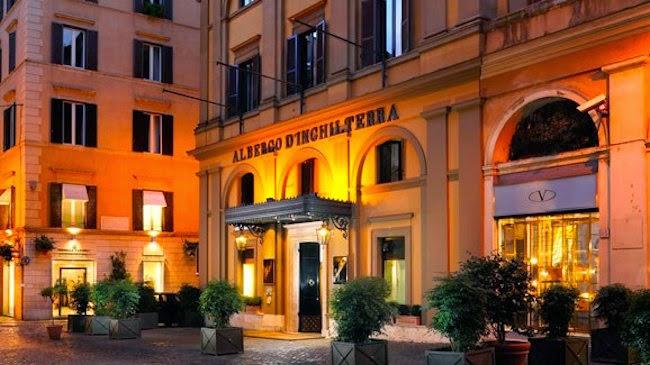 Hotel D'Inghilterra em Roma