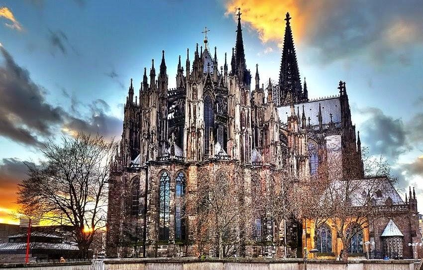 Catedral de Colônia na Alemanha