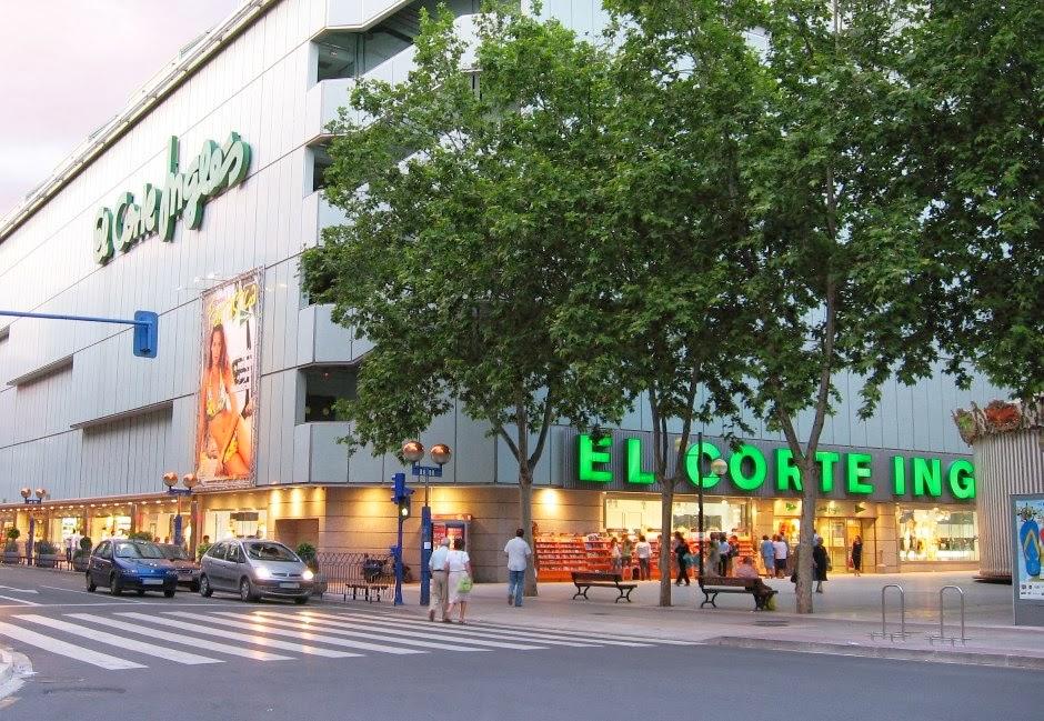 Loja El Corte em Madri