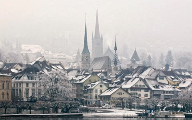 Malas e roupas para o inverno na Europa