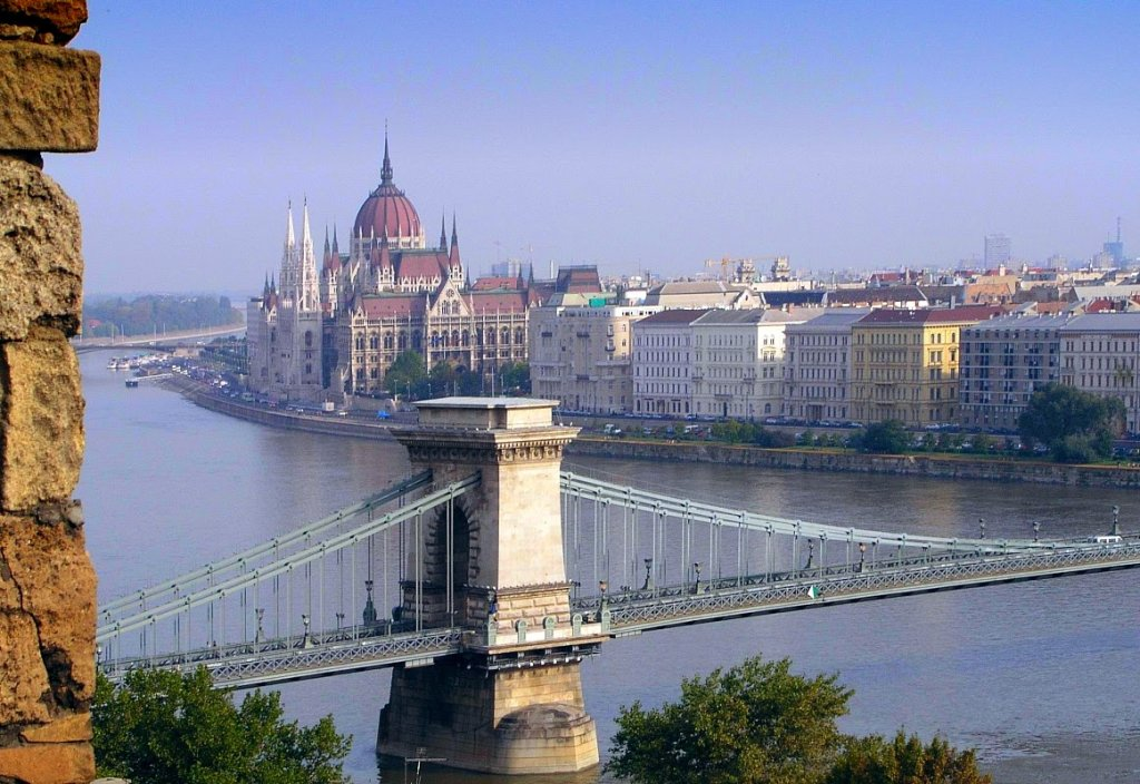 Ponte em Viena na Áustria