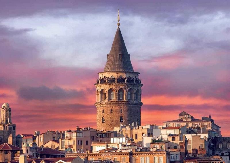 Torre Gálata em Istambul | Turquia