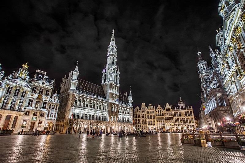 Grand Place em Bruxelas | Bélgica