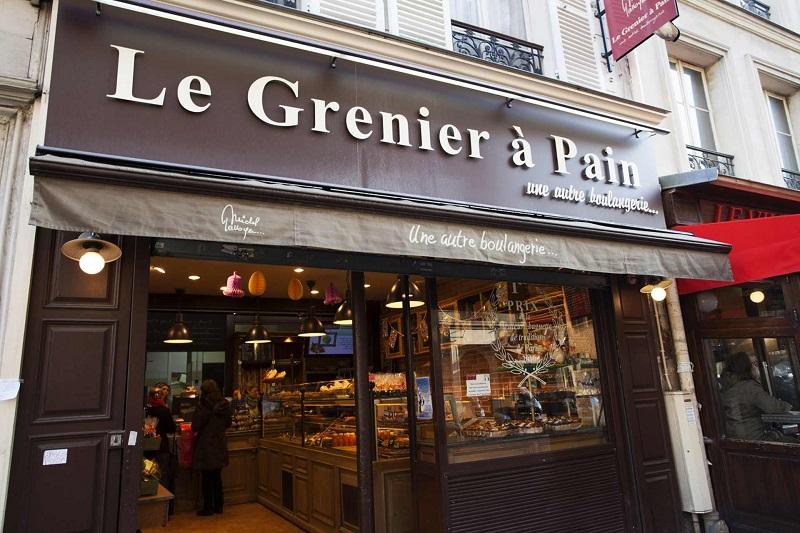Le Grenier à Pain em Paris   França