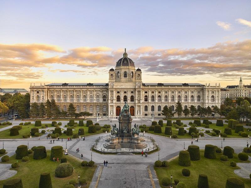 Museu da Kunsthistorisches em Viena | Áustria