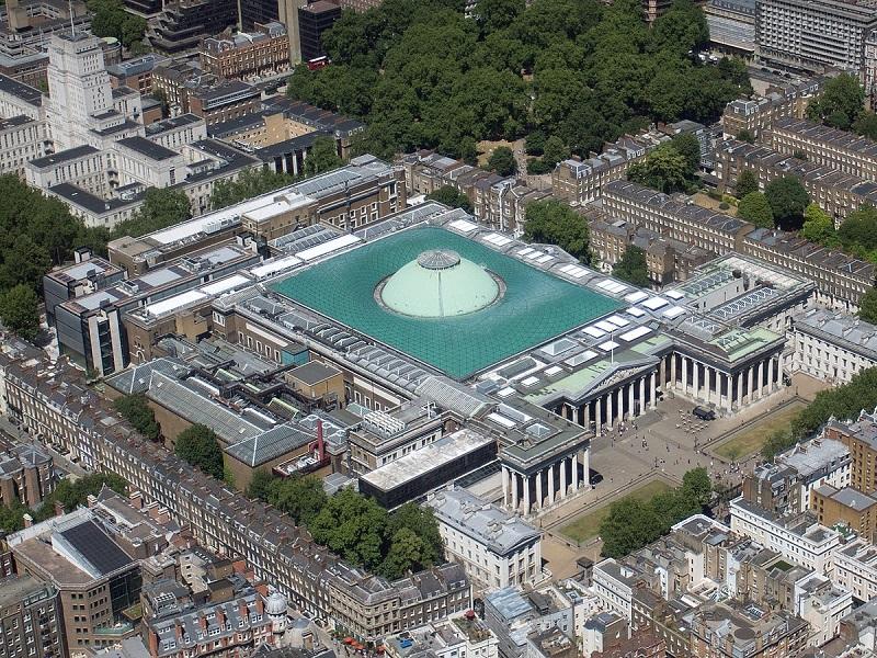 Museu Britânico de Londres   Inglaterra