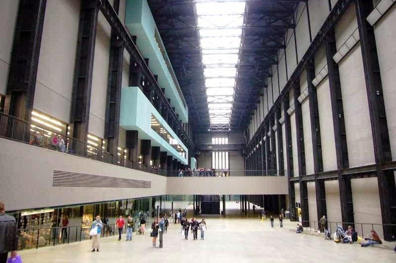 Museu Tate Modern em Londres