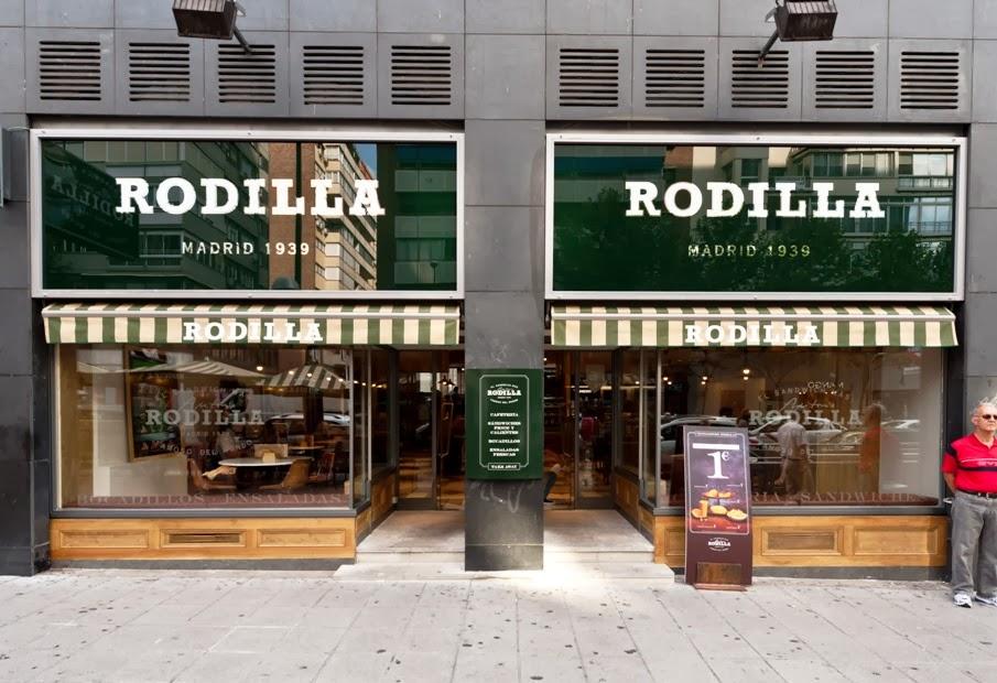 Restaurantes Madrid Rodilla