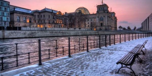 Clima e temperatura em Berlim - Inverno