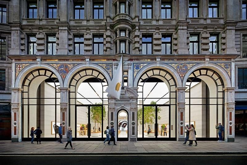 Compras na Rua Regent Street em Londres | Inglaterra
