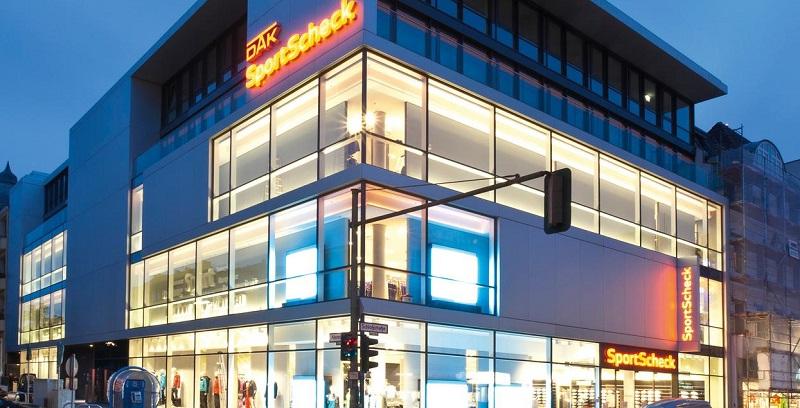 SportScheck em Berlim
