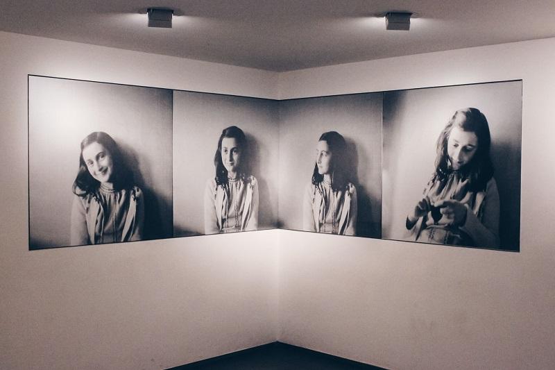 Museu e Casa de Anne Frank em Amsterdam | Holanda