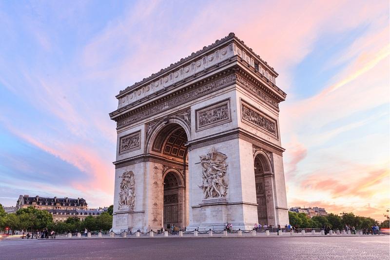 Pontos turísticos em Paris | França