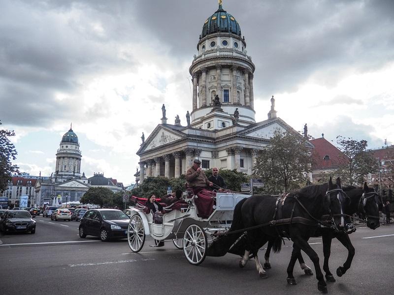 Passeio de charrete em Berlim | Alemanha