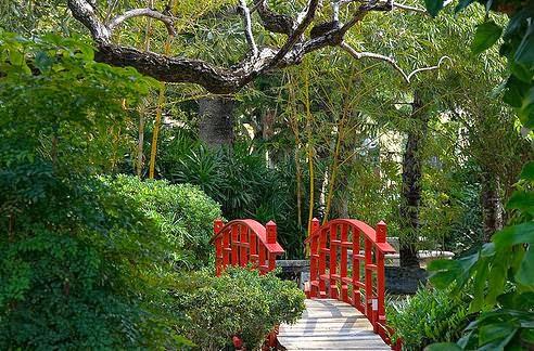 Jardim Botânico em Granada