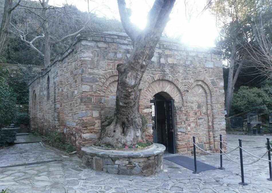 Casa da Virgem Maria na Turquia