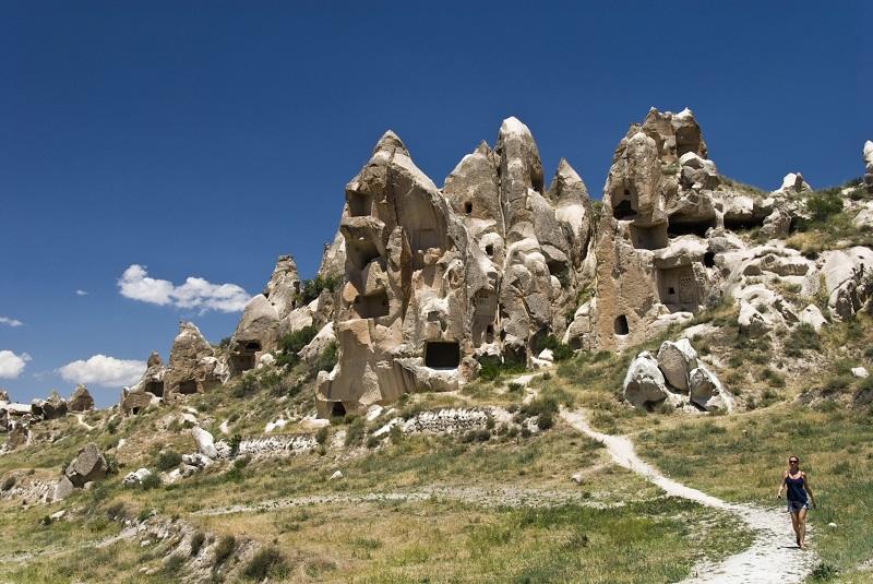 Museu a Céu Aberto de Goreme na Capadócia | Turquia