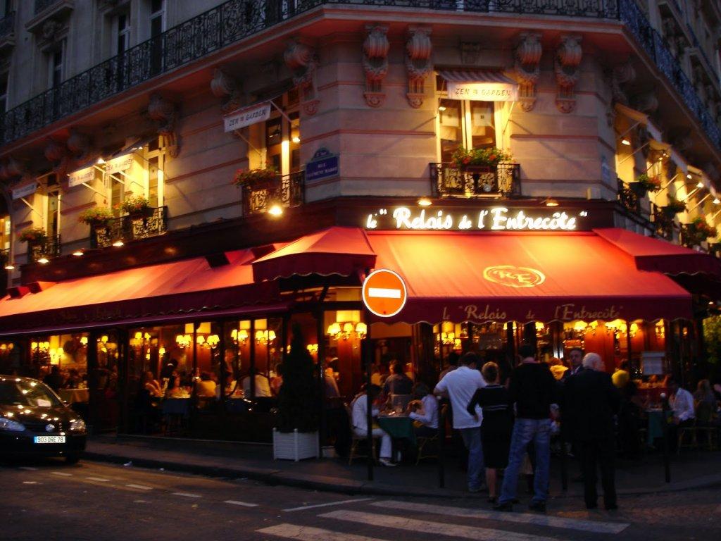 Relais de l'Entrecôte em Paris