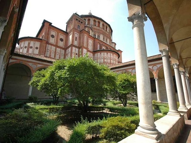 Santa Maria della Grazie em Milão | Itália