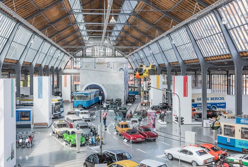 Deutsches Museum em Munique | Alemanha