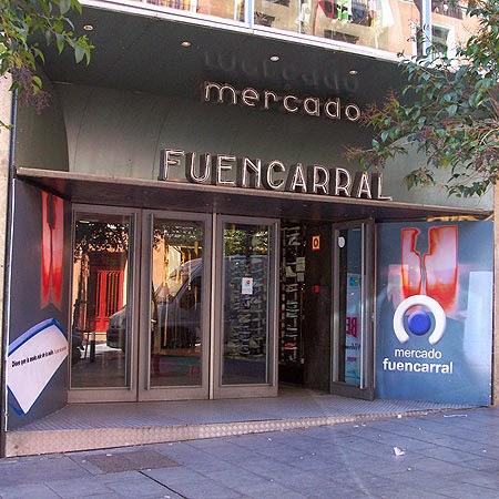 Estabelecimento na Calle de Fuencarral em Madrid
