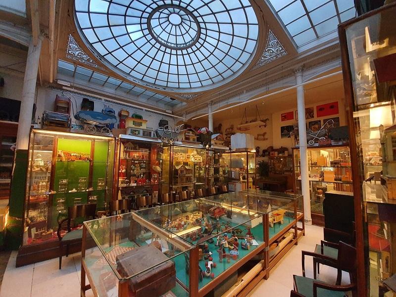 Museu do Brinquedo em Bruxelas | Bélgica