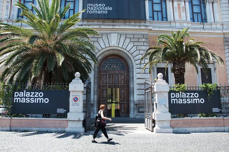 Museu Nacional Romano em Roma | Itália