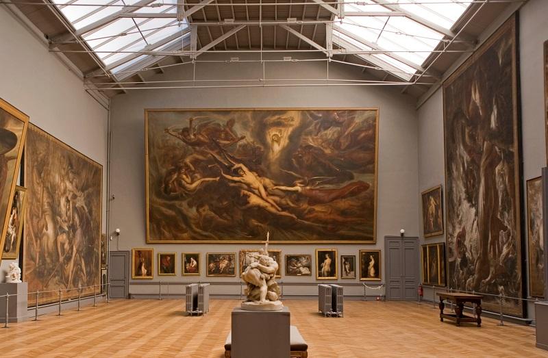Museus Reais de Belas Artes da Bélgica em Bruxelas