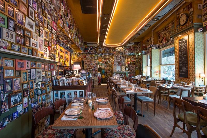Restaurante Moeders em Amsterdã – Holanda