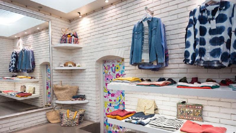 Loja e Boutique Biba em Paris | França